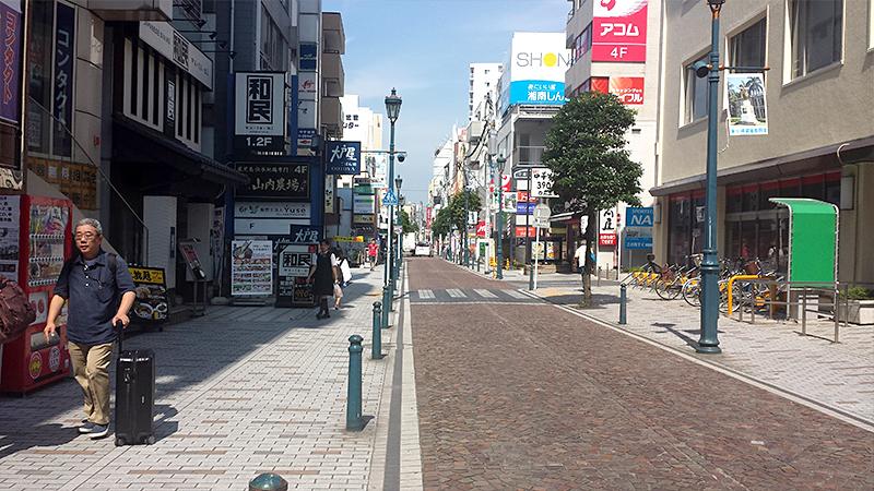 茅ヶ崎商店街