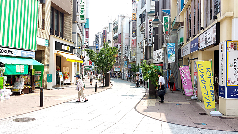 小田原商店街