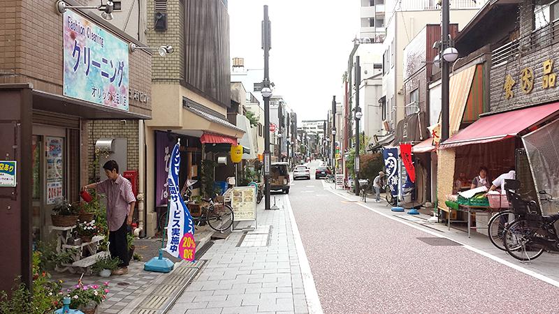 旧東海道品川宿02
