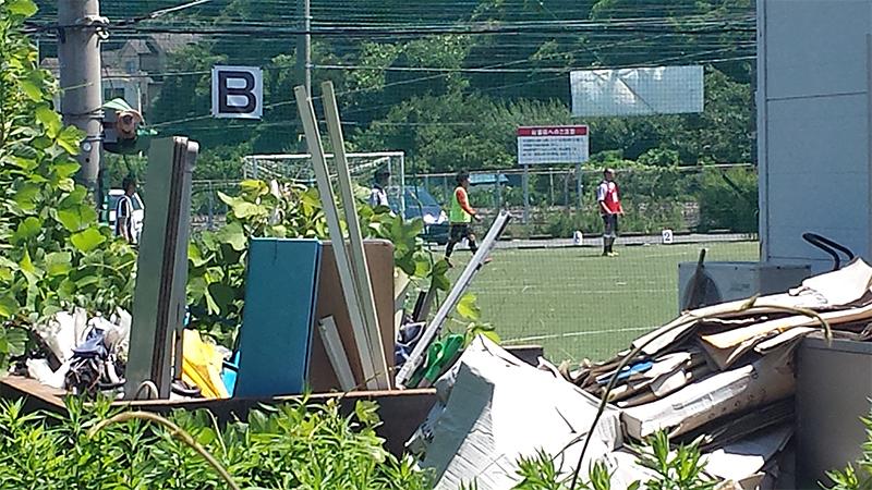 藤沢のフットサルチーム