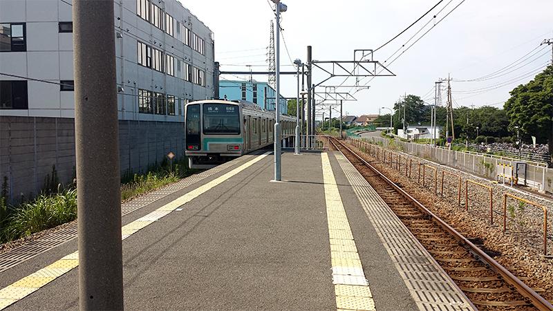 ローカルなJR線