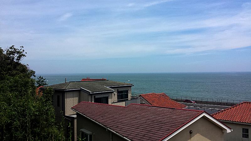 小田原市の海