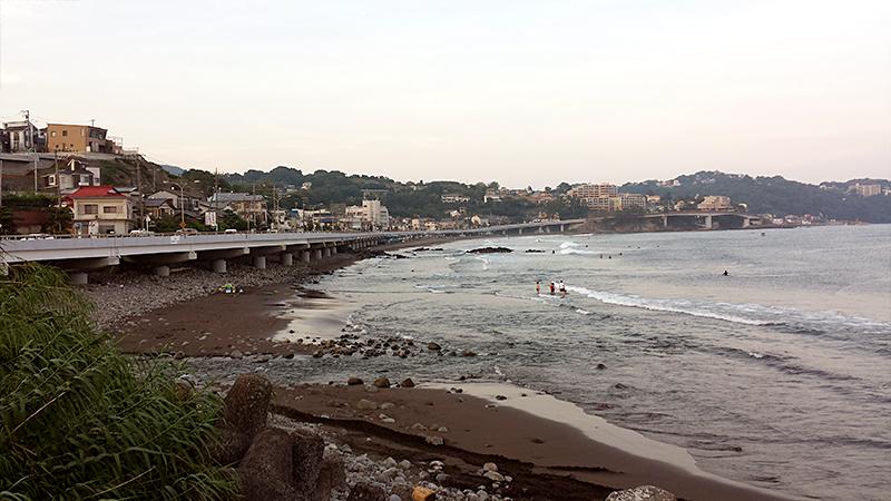 吉浜ビーチ