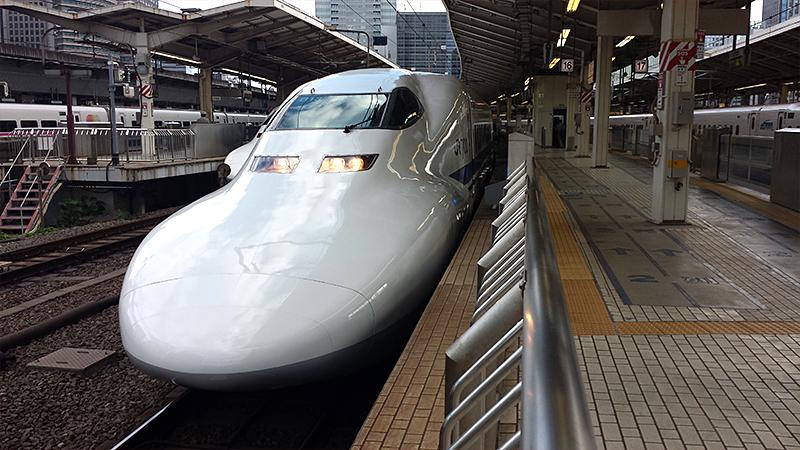 新幹線 ひかり