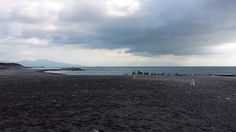 三保松原海岸