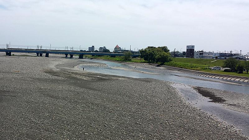 静岡県安倍川