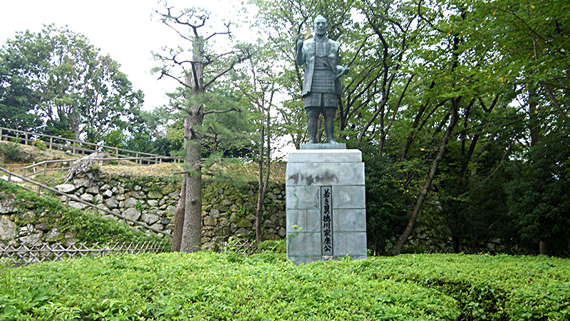 浜松城の徳川家康