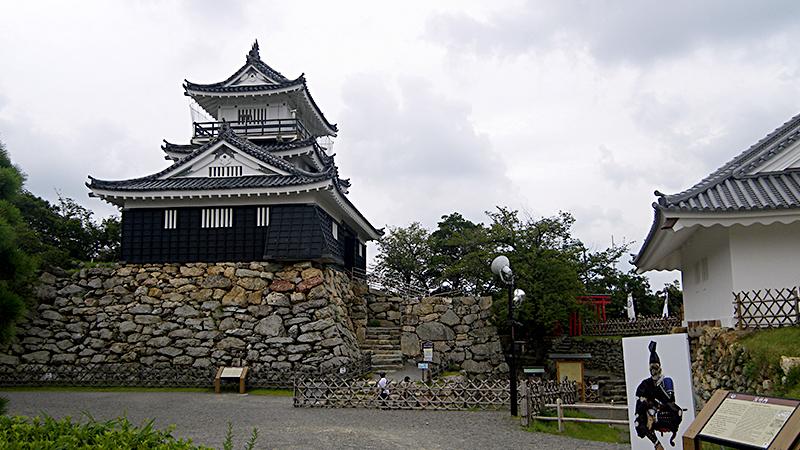 浜松城本丸