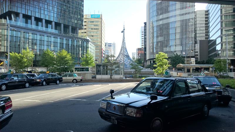 名古屋駅前ロータリー