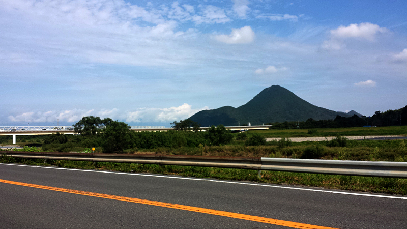 三上山 近江富士