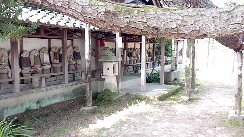 永安寺のお地蔵さん