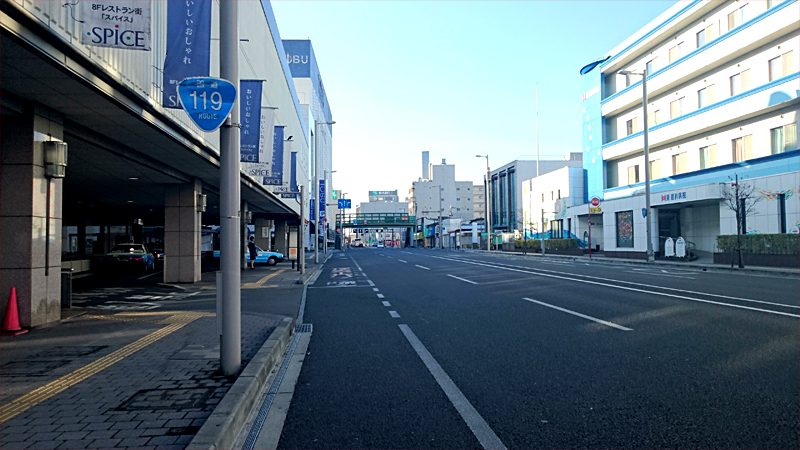 宇都宮市街