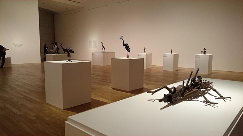 武器をアートに展作品