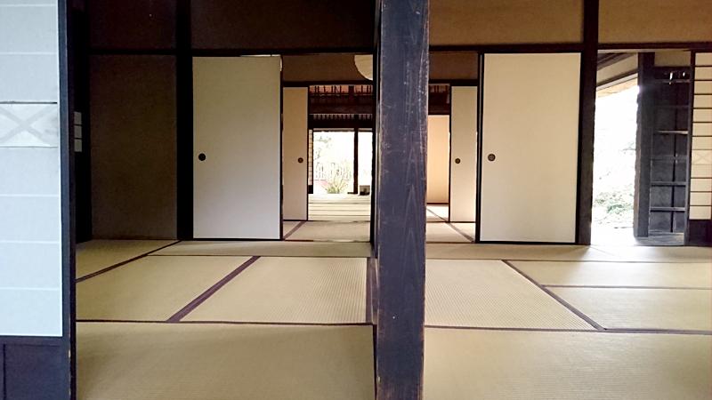 鷹見泉石記念館 日本家屋