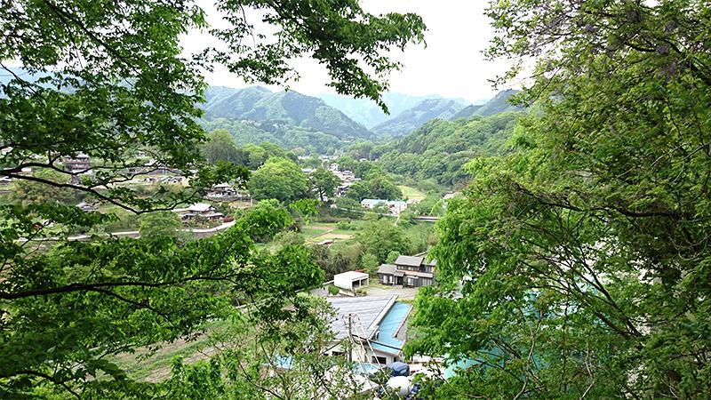 上野原の原風景
