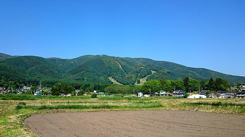 夏の富士見パノラマ