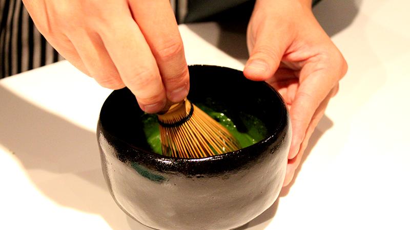 茶道の所作